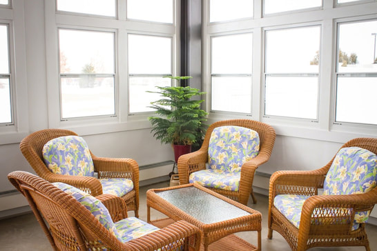 housing addon for more sunlight